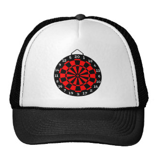 Mini Dartboard Cap