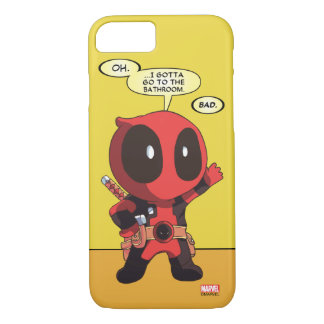 Mini Deadpool iPhone 7 Case