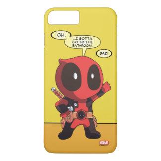Mini Deadpool iPhone 7 Plus Case
