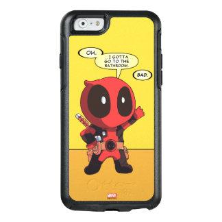 Mini Deadpool OtterBox iPhone 6/6s Case