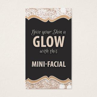 Mini-Facial Instruction Card - GLOW