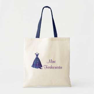 Mini Fashionista Tote Bag