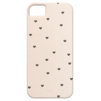 Mini Hearts iPhone Case iPhone 5 Case