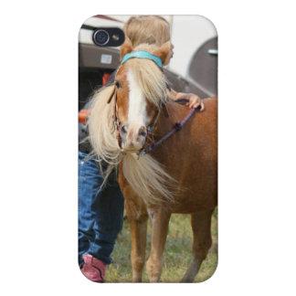 Mini Horse iPhone 4/4S Cover