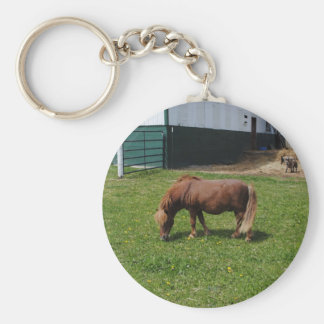 MIni Horses Key Ring