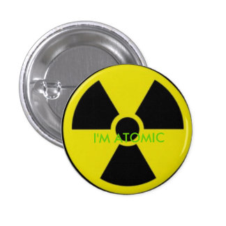 Mini I m Atomic Button
