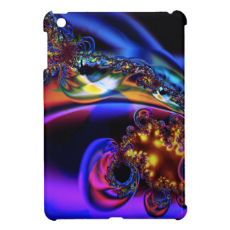 Mini iPad Case Fractals