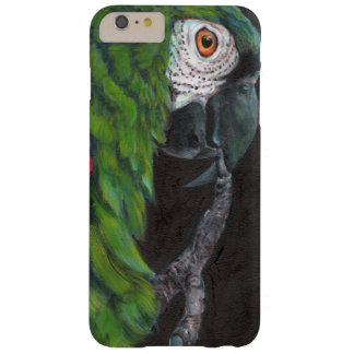 Mini macaw barely there iPhone 6 plus case