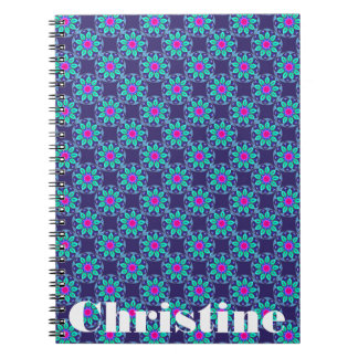 Mini Mandalas Personalized Notebook