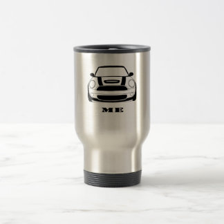 MINI Me Travel Mug 15oz. No Logo