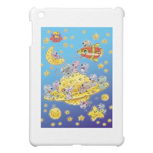 Mini Mice Lost in Space iPad Mini Covers