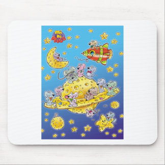 Mini Mice Lost in Space Mousepads