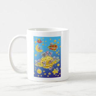 Mini Mice Lost in Space Coffee Mug