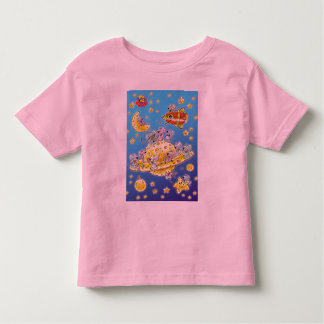 Mini Mice Lost in Space T-shirts