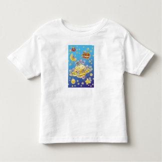 Mini Mice Lost in Space Tshirts