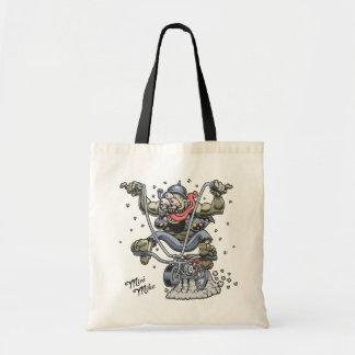 Mini Mike Tote Bag
