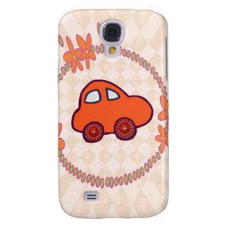 Mini Mini Car Samsung Galaxy S4 Covers