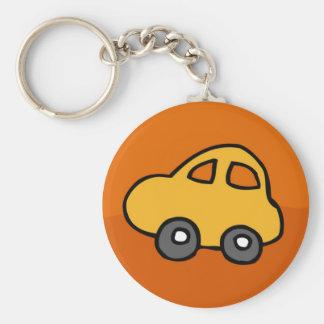 Mini Mini Car Key Ring