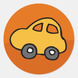 Mini Mini Car Stickers