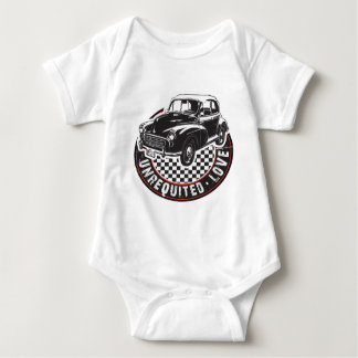 Mini Morris Baby Bodysuit