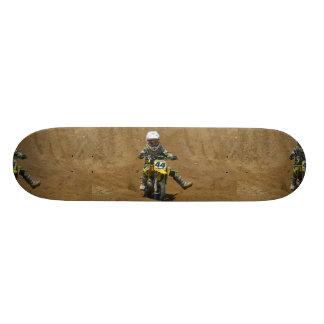 Mini Motocross Skateboard Deck