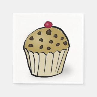 Mini Muffins Disposable Serviette