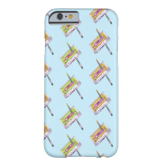 MINI MULTICOLORED CASSETTES iPhone 6, Barely There Barely There iPhone 6 Case