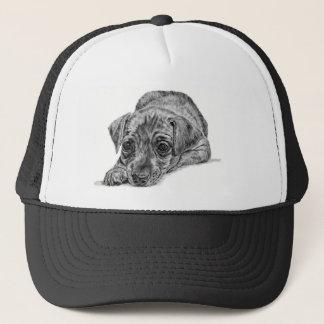 Mini Pin Trucker Hat
