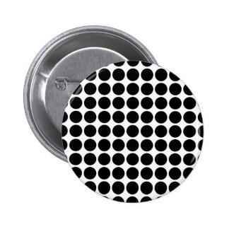 Mini Polka Dots Button