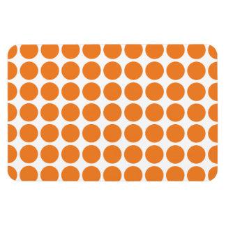 Mini Polka Dots Premium Magnet