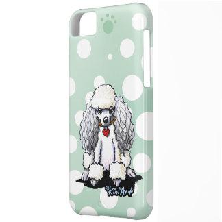 Mini Poodle iPhone 5C Covers