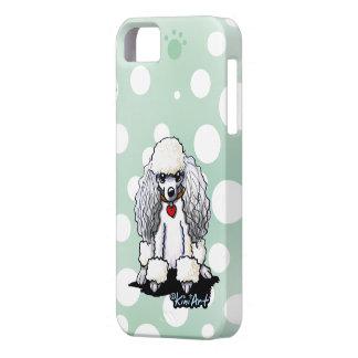 Mini Poodle iPhone 5 Cover
