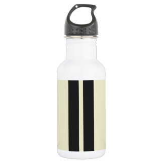 Mini Racing Stripes on ANY COLOR Background 532 Ml Water Bottle