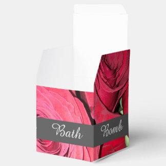 Mini Red Rose Favour Box