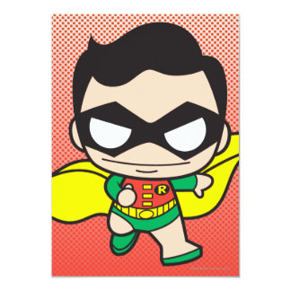 Mini Robin Card