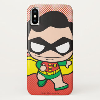 Mini Robin iPhone X Case
