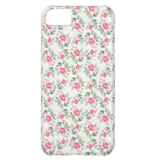 Mini Rose Cover For iPhone 5C