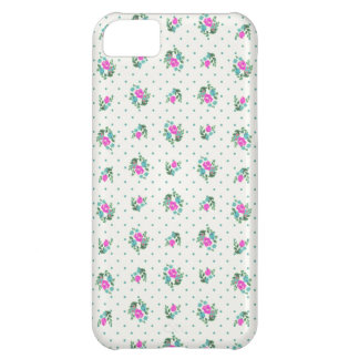 Mini Rose Case For iPhone 5C