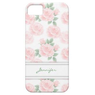 Mini Rose Customizable iPhone 5 Covers