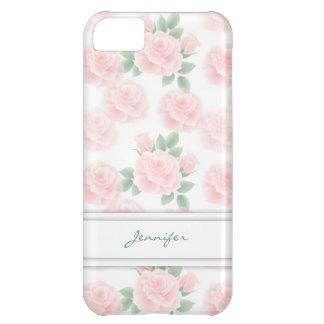 Mini Rose Customizable iPhone 5C Case