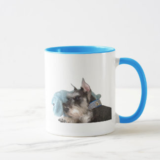 Mini Schnauzer Mug