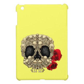 Mini Skeletons Sugar Skull iPad Mini Cover