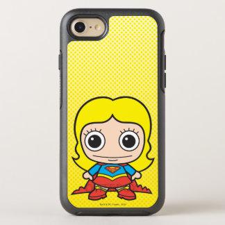 Mini Supergirl OtterBox Symmetry iPhone 7 Case