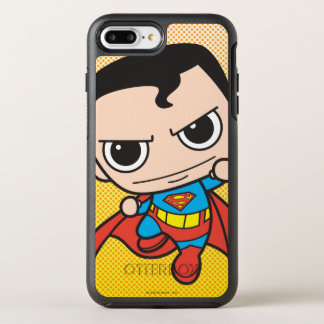 Mini Superman Flying OtterBox Symmetry iPhone 7 Plus Case