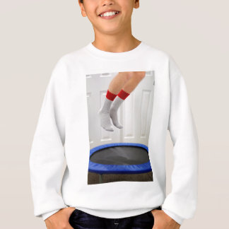 Mini Trampoline Jumping Sweatshirt