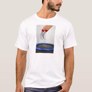Mini Trampoline Jumping T-Shirt
