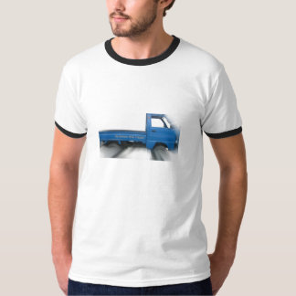 mini truck blue T-Shirt
