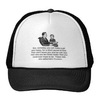 Mini Trucker Hat