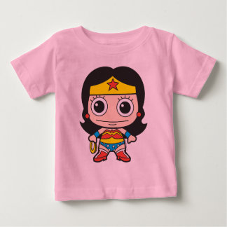 Mini Wonder Woman Baby T-Shirt