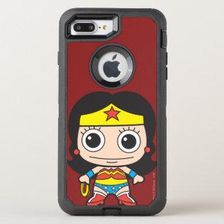 Mini Wonder Woman OtterBox Defender iPhone 7 Plus Case